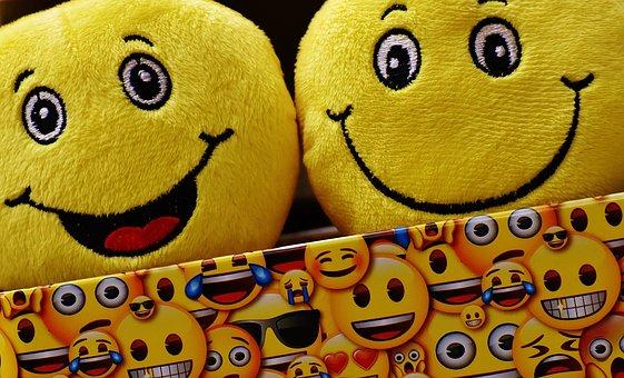 Smilies, Yellow, Funny, Joy, Emoticon, Emoji, Smiley