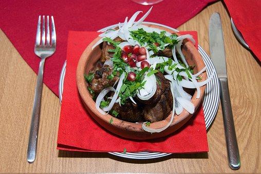 Georgian Cuisine, Restaurant, Eat, Geotgisch, Mzwadi