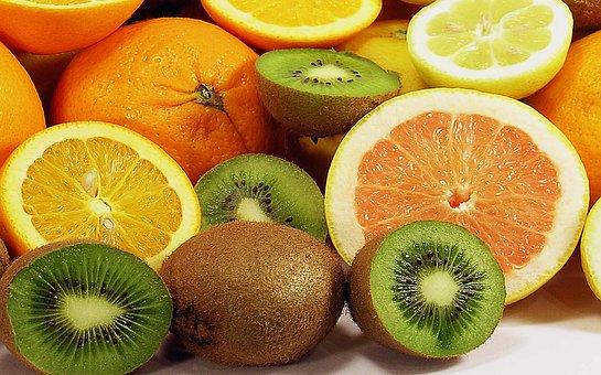 Fruit, Tropical Fruit, Southern Fruits, Lemon, Oranges