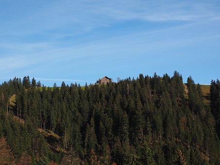 Berghotel Napf, Bowl, Mountain, Hike, Migratory Goal