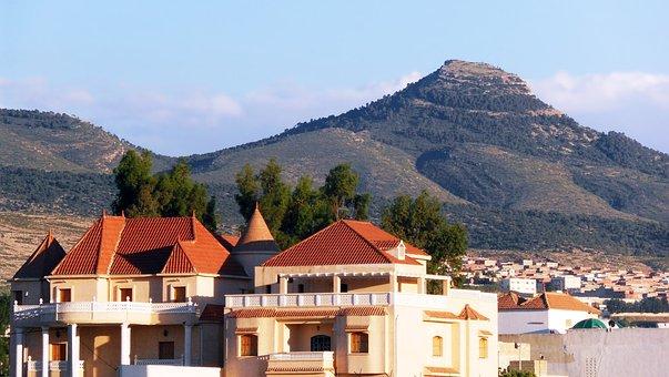 Tebessa, Algeria, Amazigh, Chaoui, Mountains, Hills