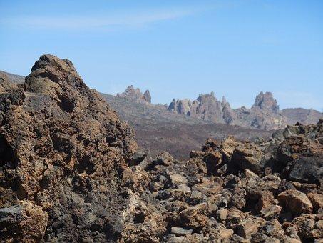 Tenerife, Canary Islands, National Park, Teide