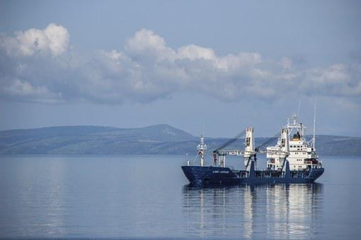 Ship, Boat, Rust, Sea, Ships, Motor, Boats, Lake, Smoke