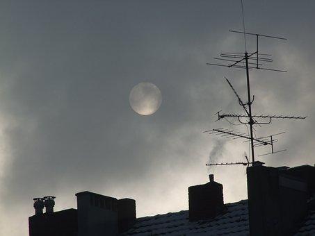 Moon, Moon Addicted, Universe, Satellite, Ache, Sky