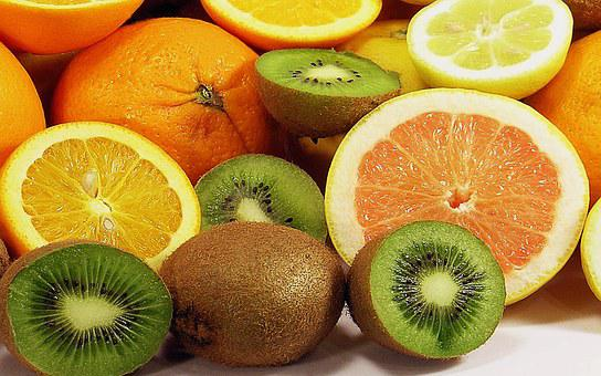 Fruit, Tropical Fruit, Southern Fruits, Lemon, Oranges