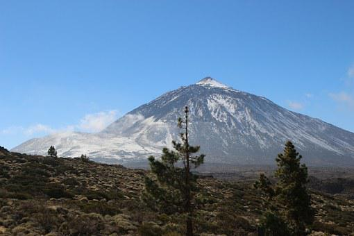 Teide, Volcano, Canary Islands, Tenerife, Nature