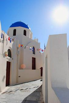 Santorini, Greece, Greek, Island, Travel, Vacation