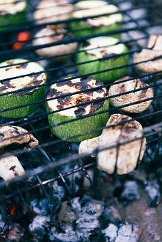 Dacha, Shish Kebab, Vegetarianism, Vegetables