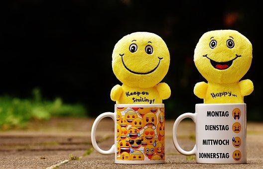 Smilies, T, Yellow, Funny, Joy, Emoticon, Emoji, Smiley