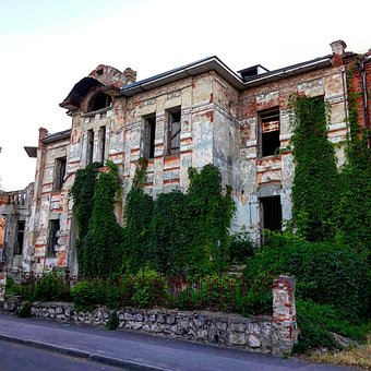 Architecture, Old, Building, House, Ancient