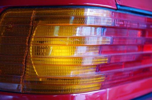 Car Tail Light, Blinker, Brake Light, Car Lighting