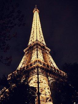 Architecture, Travel, Paris, Eiffel Tower, France