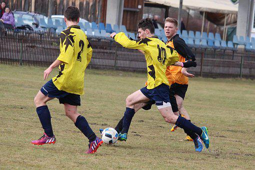 Football, Fk Rajec, Youth, Puppy, U19, Match