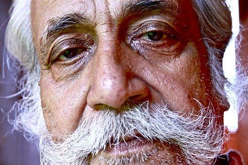 Portrait, Beard, Face, People, Male, Homo Sapiens