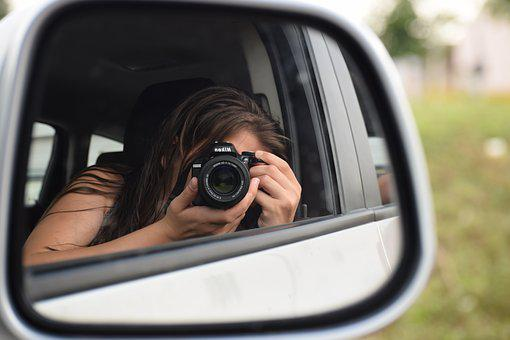 Car, Outdoors, Lens, Vehicle, Looking, Technology