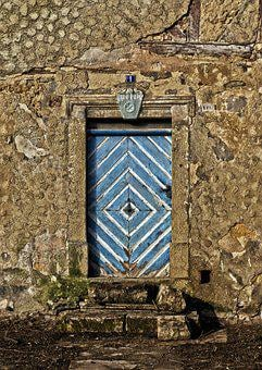 Door, Portal, Old Door, Wooden Door, Input, Old, Wall