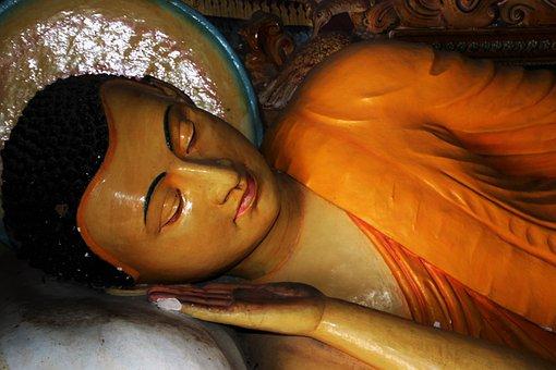 Buddha, Dream, One, People, Religion, Portrait