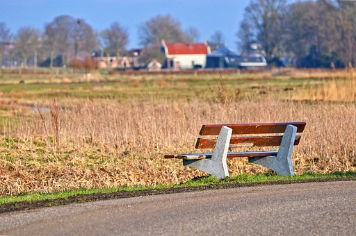 Bench, Wooden Bench, Seat, Furniture, Park Bench
