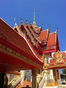 Temple, Siddhartha Gautama, Pagoda, Travel, Wat