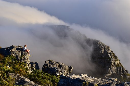 Table Mountain, Cape Town, South Africa, Nature