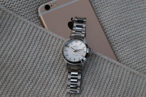 Time, Desktop, Epoch, Clock, Watch, Fashion, Modern