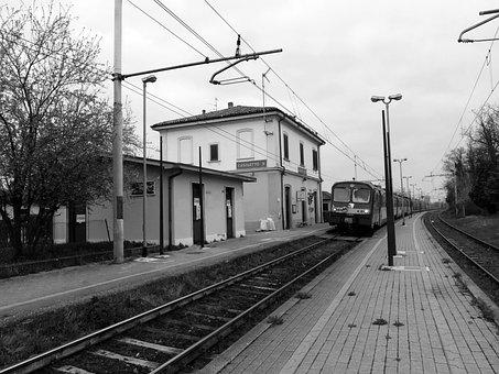 Train, The Railway Line, Railway Track