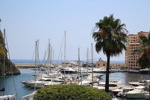 Water, Sea, Seashore, Luxury, Travel, Harbor, Tourism