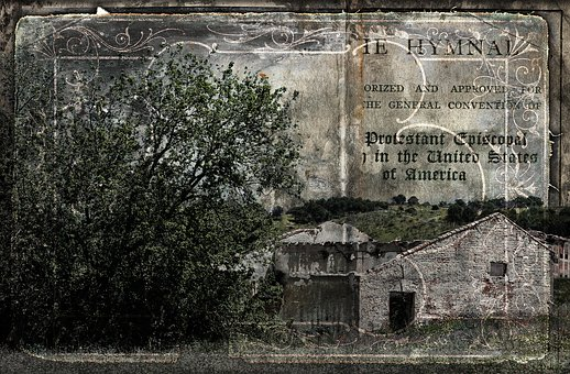 Old, Architecture, Nature, Travel, War, Tree, Art