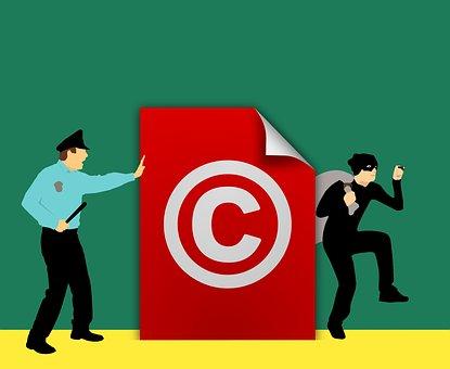 Copyright, Stealing, Asset, Bag, Burglar, Business