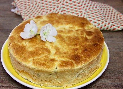 Cake Salty, Vegetable Pie, Delight, Pie Delicious