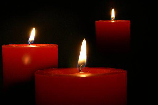 Candle, Candlelight, Wax, Burnt, Flame