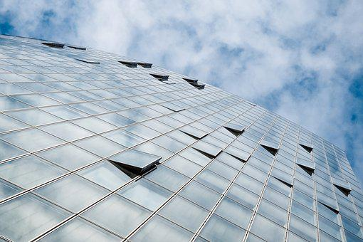Architecture, Sky, Glass, Contemporary, Company, Window
