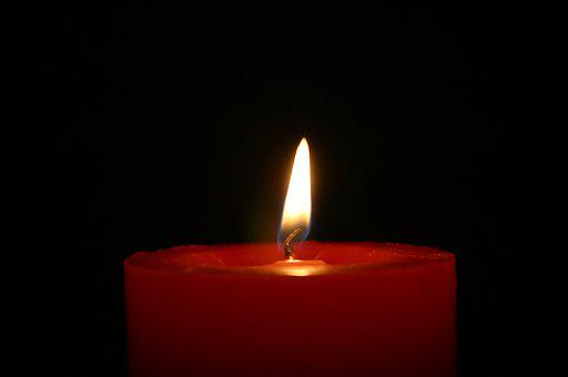 Candle, Burnt, Flame, Candlelight, Wax