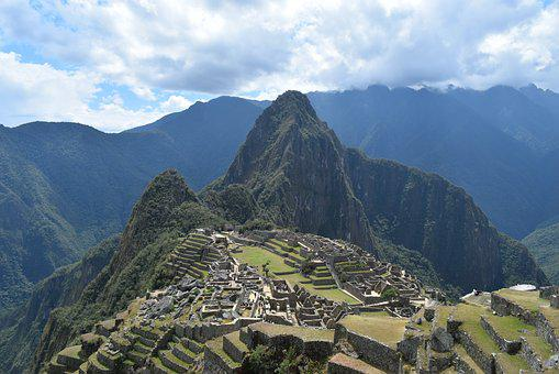 Mountain, Travel, Panoramic, Nature, Landscape, Valley