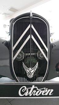 Classic, Car, Retro, Vintage, Vehicle, Automobile