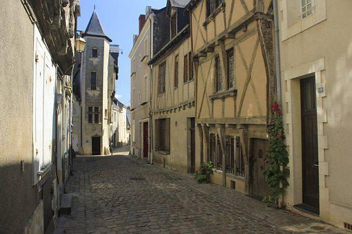 Architecture, Street, City, House, Lane, Tourism