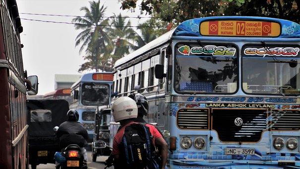 Motor, The Stopper, City, Transport, Street