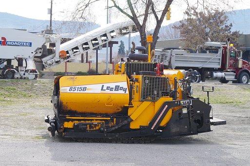 Road Construction, Transportation System, Industry