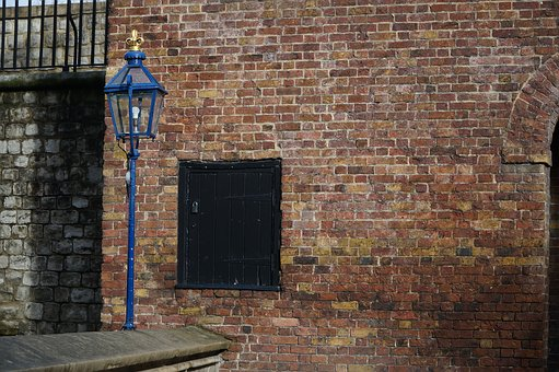 Wall, Brick, Architecture, Old, Stone, Outdoors
