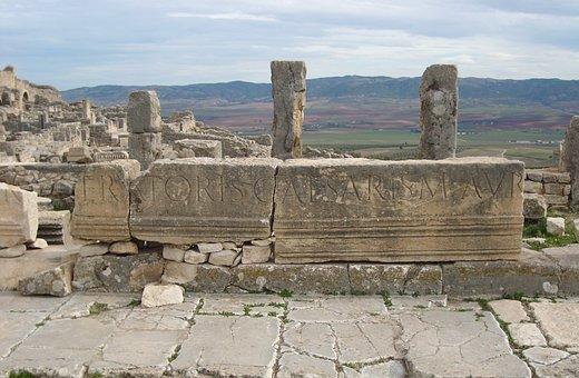 Antique, Archaeology, Architecture, Pierre