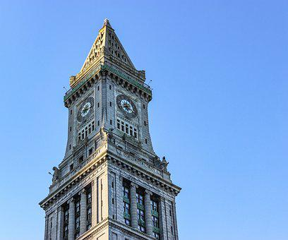Architecture, Clock, Tower, Old, Building, Historic