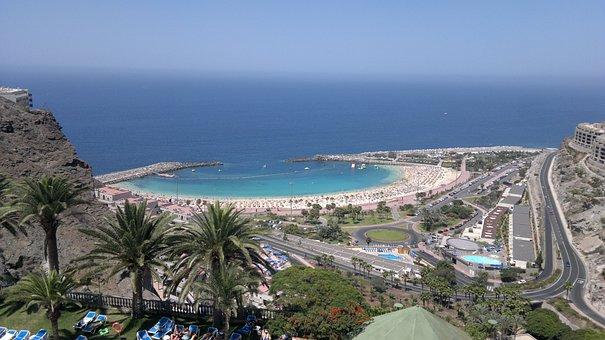 Costa, Sea, Travel, Body Of Water, Panoramic, Beach
