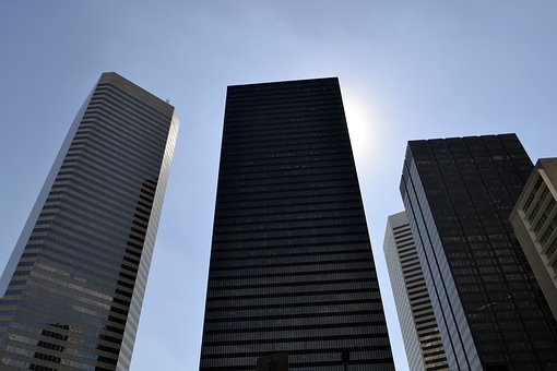 Architecture, Skyscraper, City, Business, Building