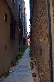 Architecture, Travel, Road, Alley, Old, City, Urban