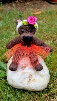 Teddy Bear, Teddy, Toys, Soft Toy, Furry Teddy Bear