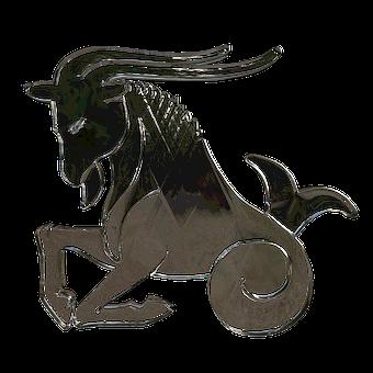 Glass Signs Of The Zodiac, Capricorn, Horoscope