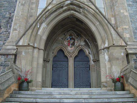 Architecture, Stone, Goth Like, Church, Gothic