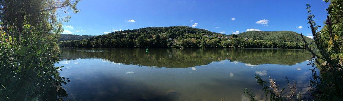 Nature, Waters, Panorama, Landscape, Sky, Main