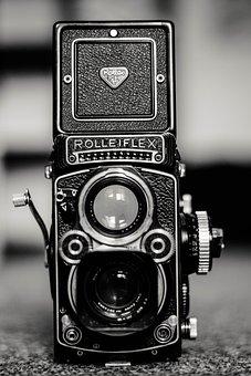 Lens, Viewfinder, Aperture, Shutter, Obsolete, Photo