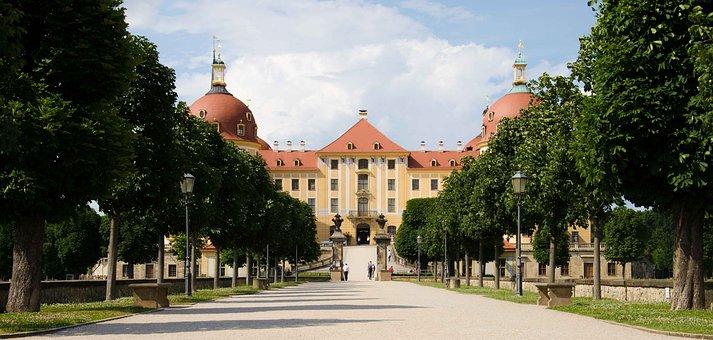 Moritz Castle, Castle, Saxony